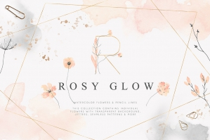 Rosy Glow Collection