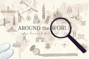 Around the World - Travel Landmarks and Tourism