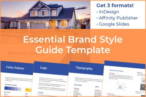 Brand Style Guide Builder – Essentials Version