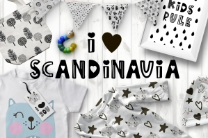 I Love Scandinavia - Nursery Collection