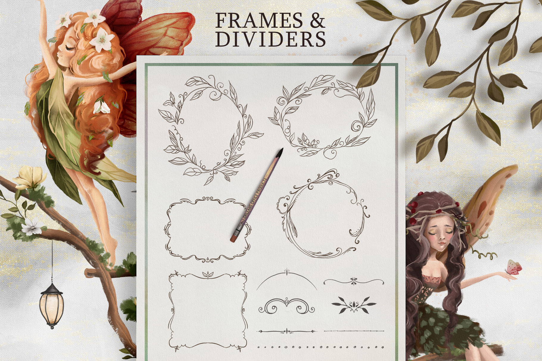 Once Upon A Time Creative Kit