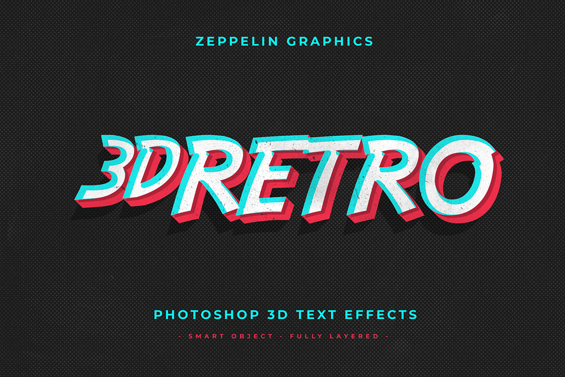 Vintage Text Effects Vol.7