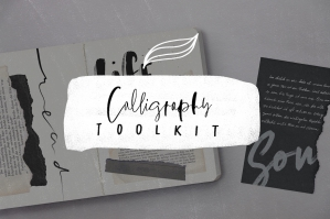Procreate Calligraphy Toolkit