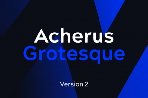 Acherus Grotesque Version 2