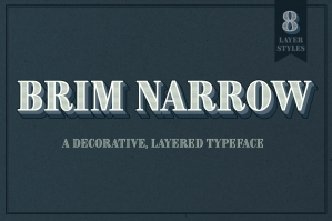 Brim Narrow