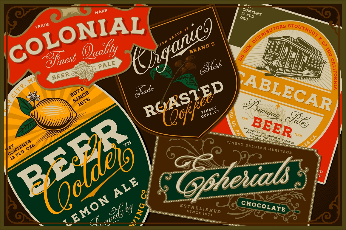Champtone Fonts Collection