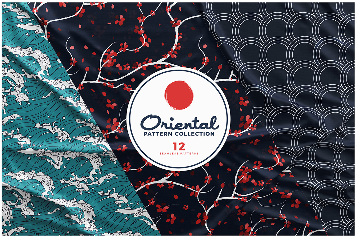 Japanese Pattern Collection