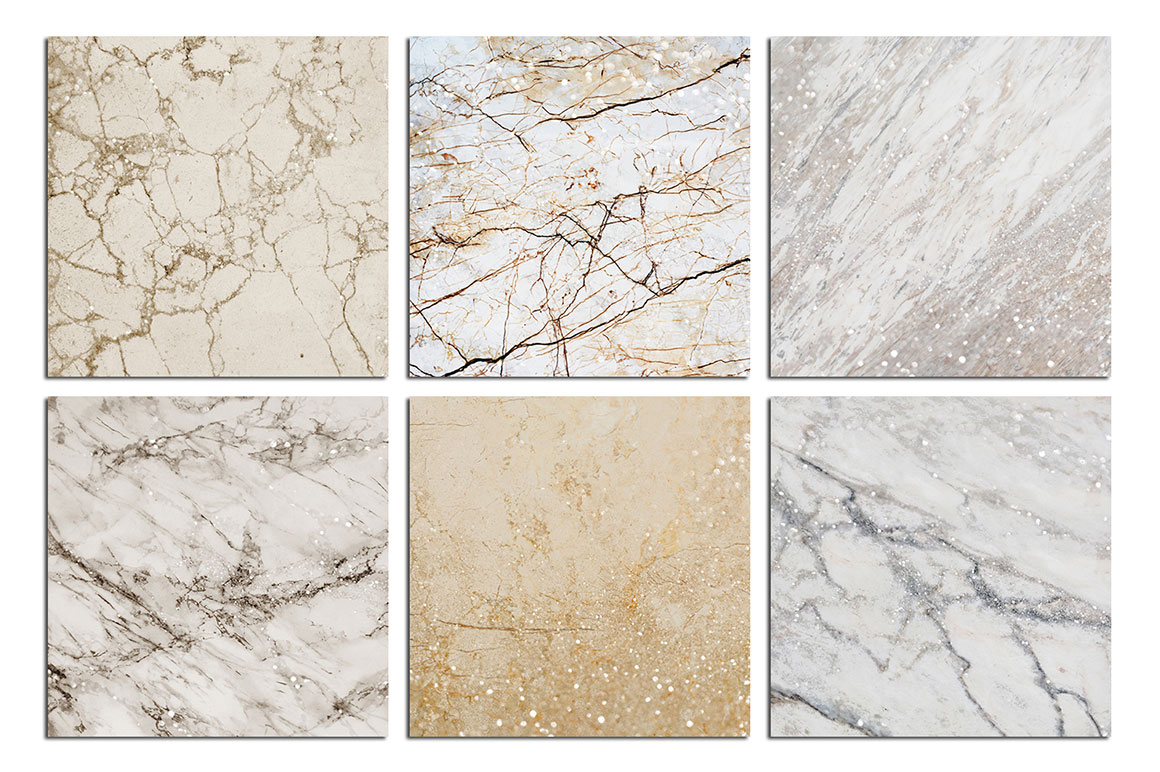Marble & Glitter Textures