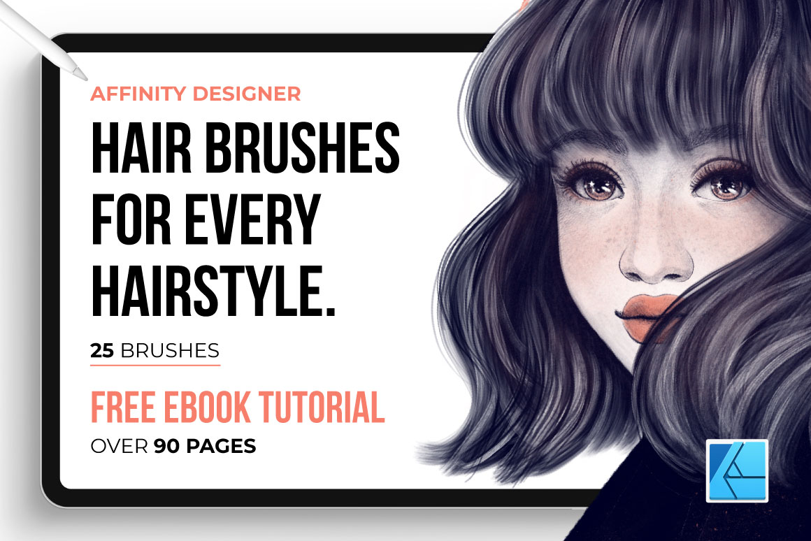 25 Hair Affinity Brushes for Every Hairstyle