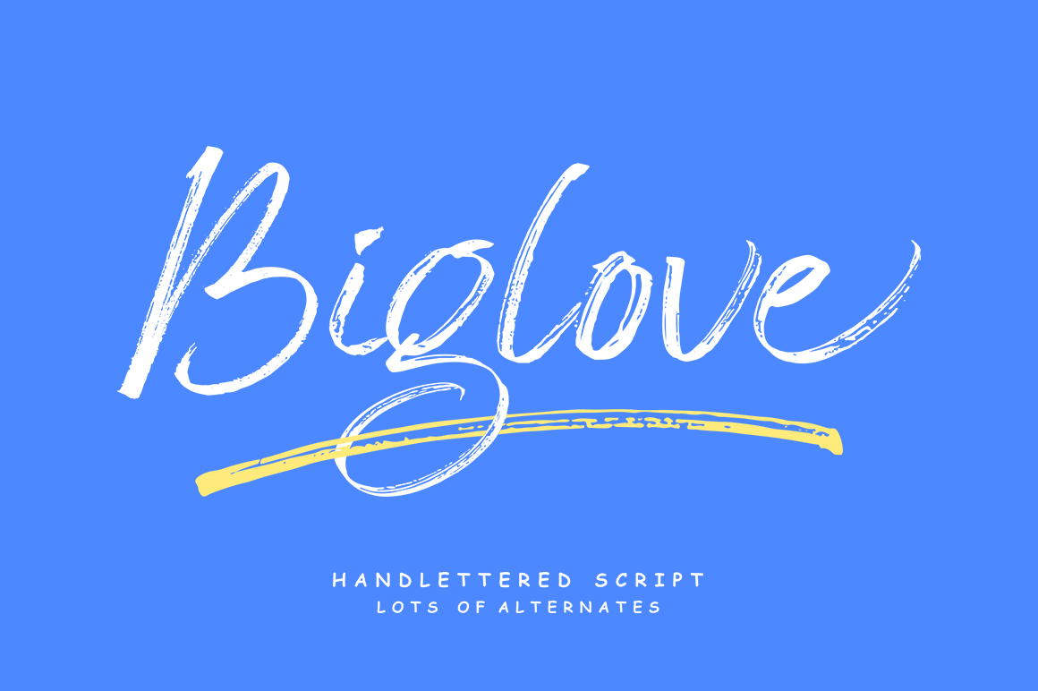 Biglove Brush