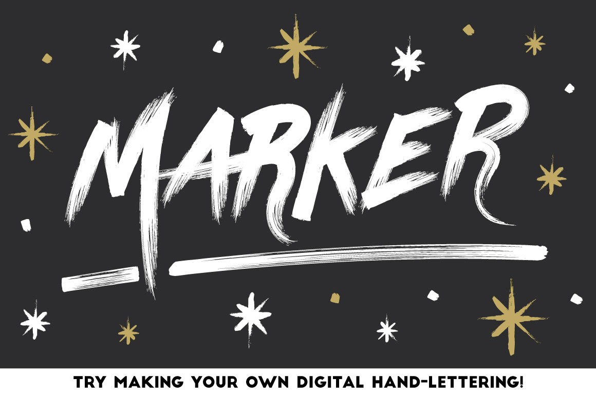 Chunky Markers – Affinity Brushes
