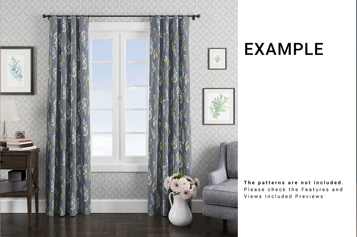 Curtains 5 Types Vol.5