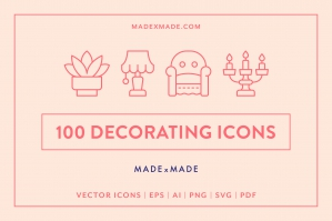 Decorating Icons