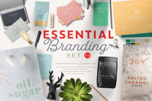 Essential Branding Set v.4