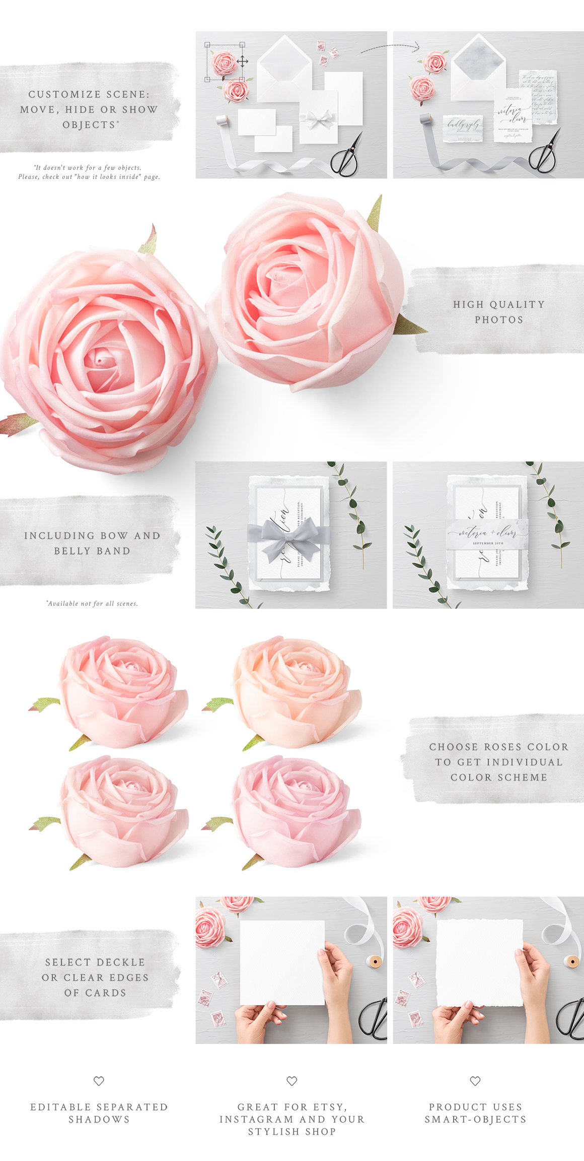 Floral Wedding Collection