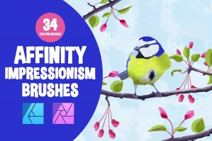 Impressionism for Affinity