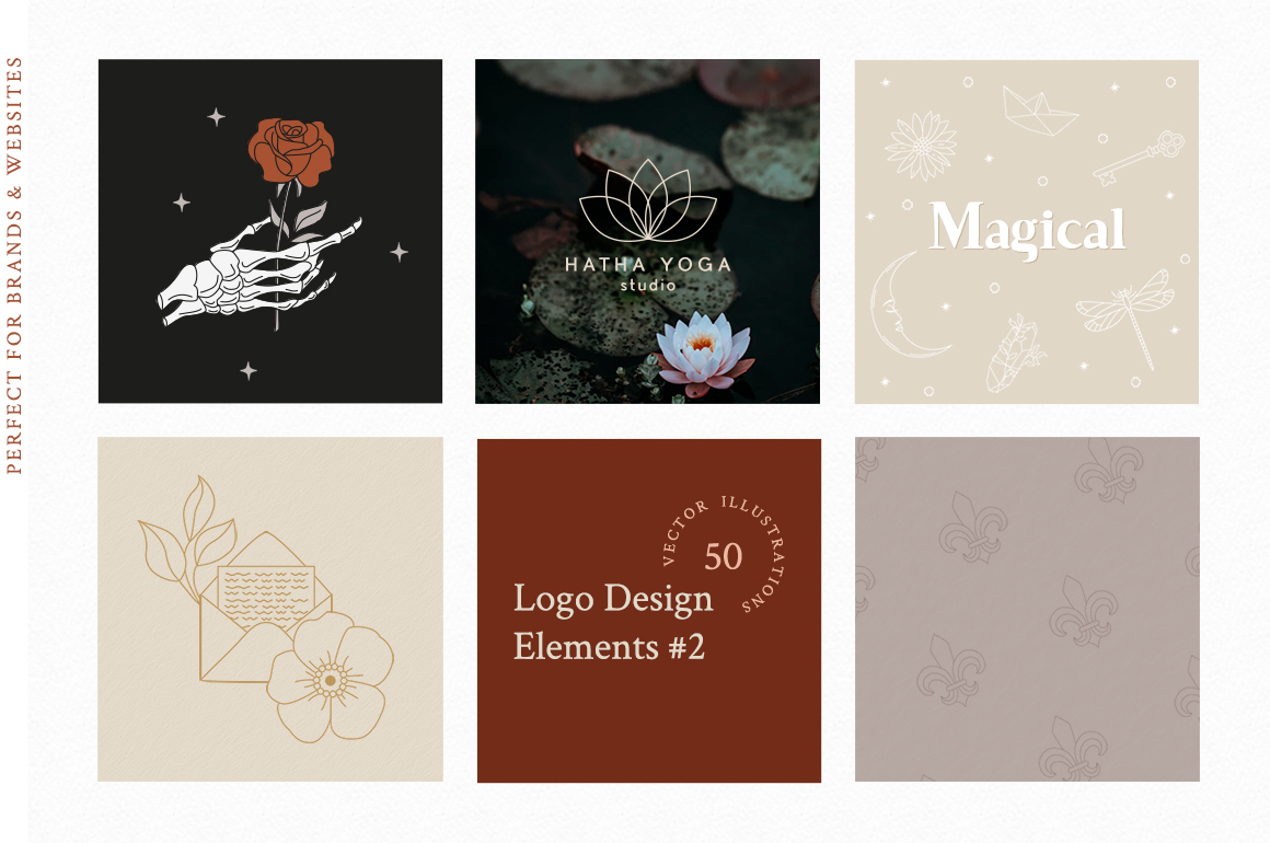Logo Elements Collection No.2