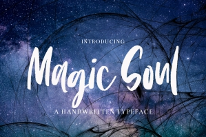 Magic Soul Typeface