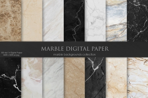 Marble Stone Abstract Textures