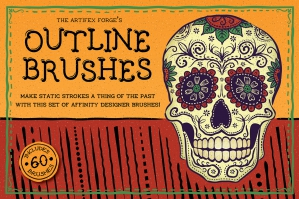 Outline Brushes – Affinity Designer