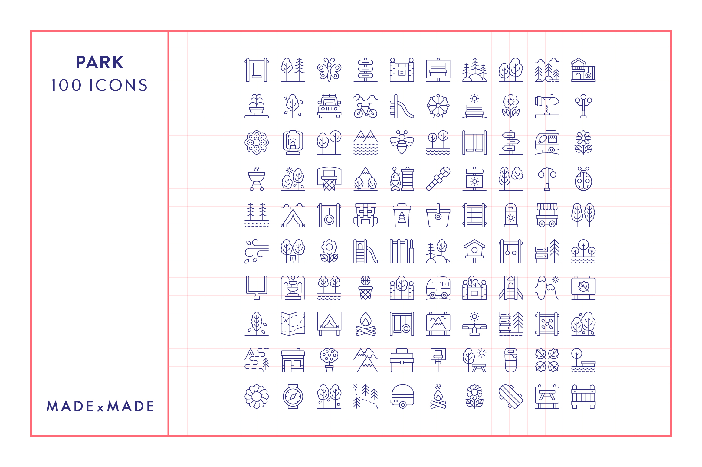 Park Icons