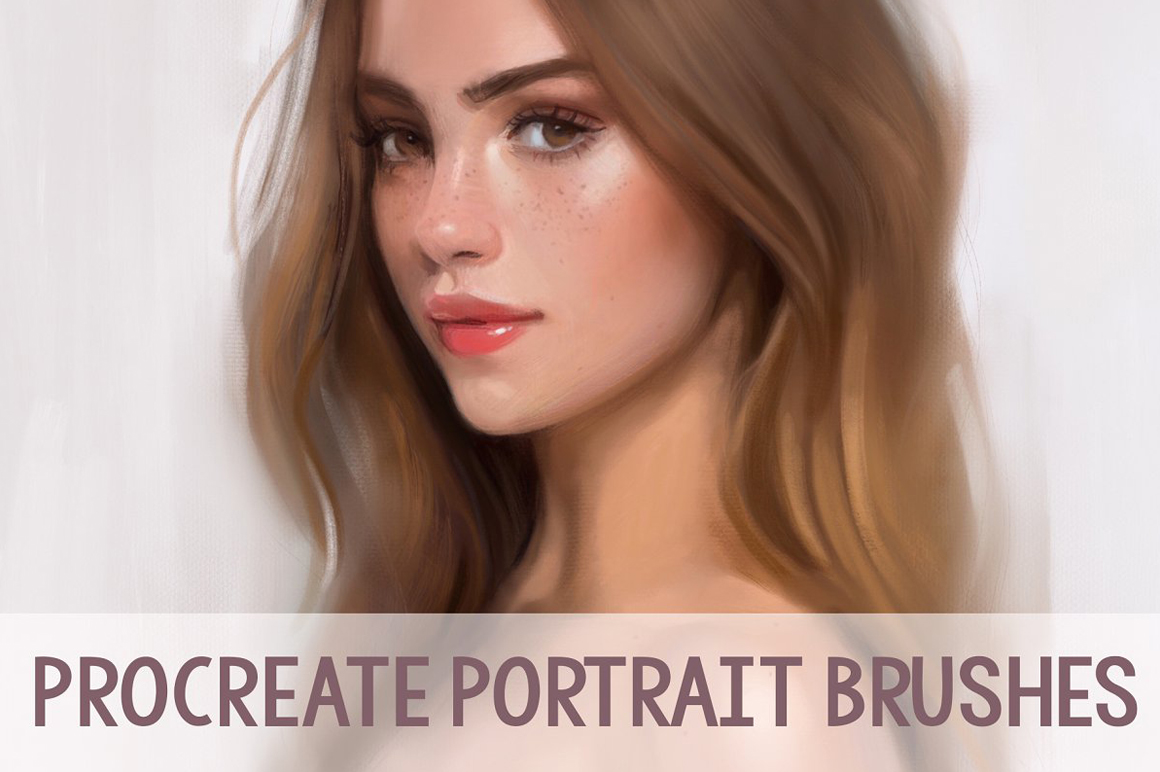 Procreate Portrait Brushes