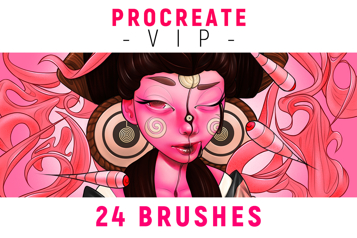 Procreate VIP Brushes