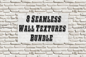 Seamless Brick Backgrounds