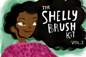 ShellyBrush Kit Vol.2