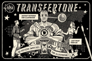 TransferTone for Illustrator