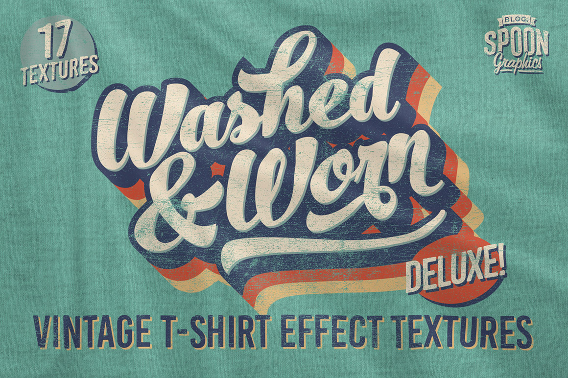 Washed & Worn Deluxe