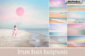 Dream Beach Backgrounds