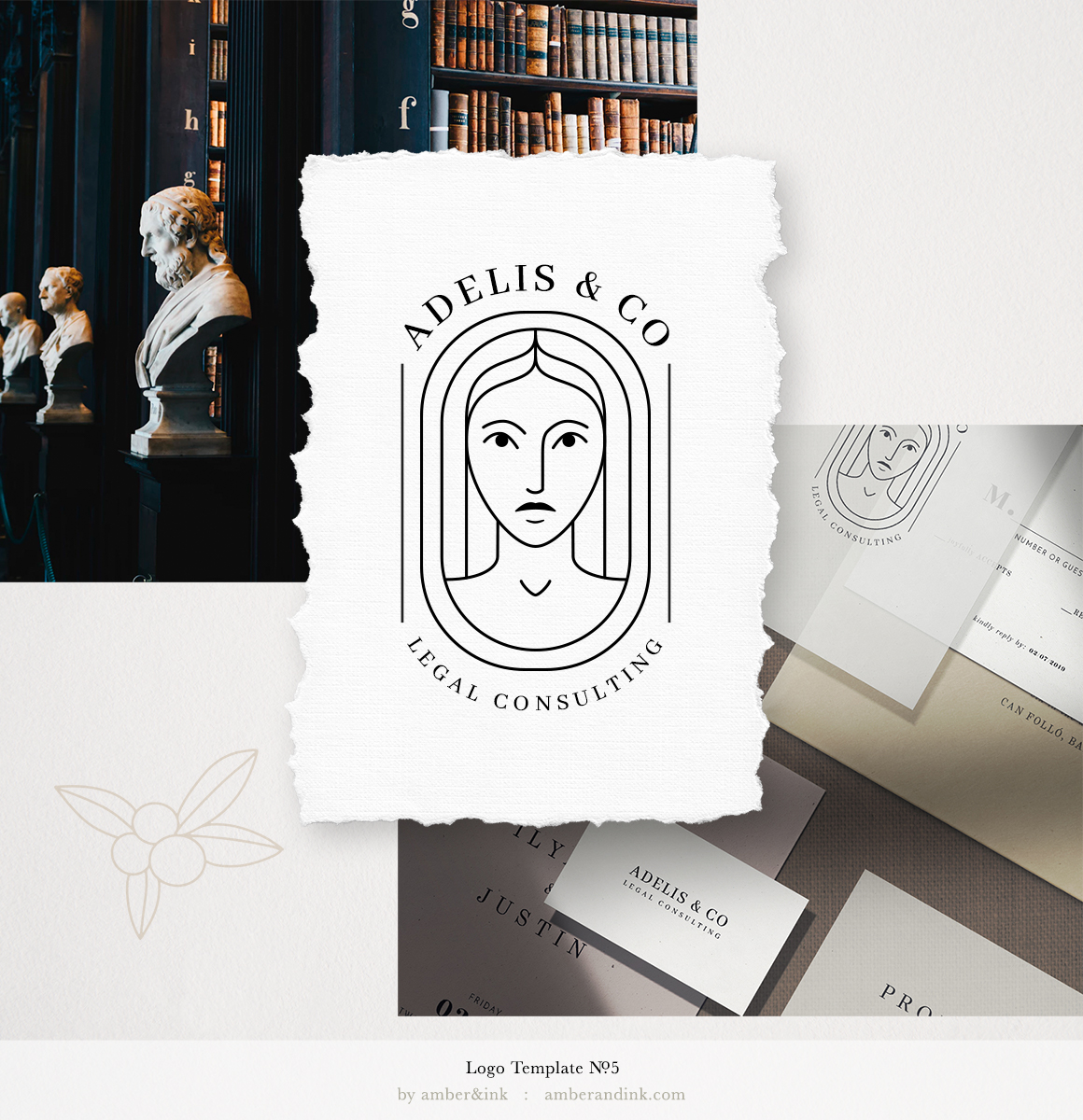 Faces & Logo Templates