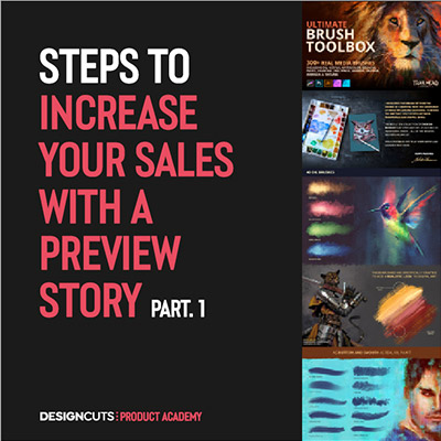 Increase Sales With A Preview Story