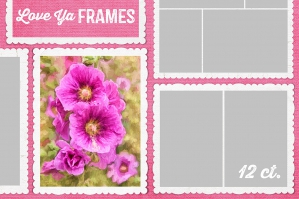 Love Ya Digital Frames Collection