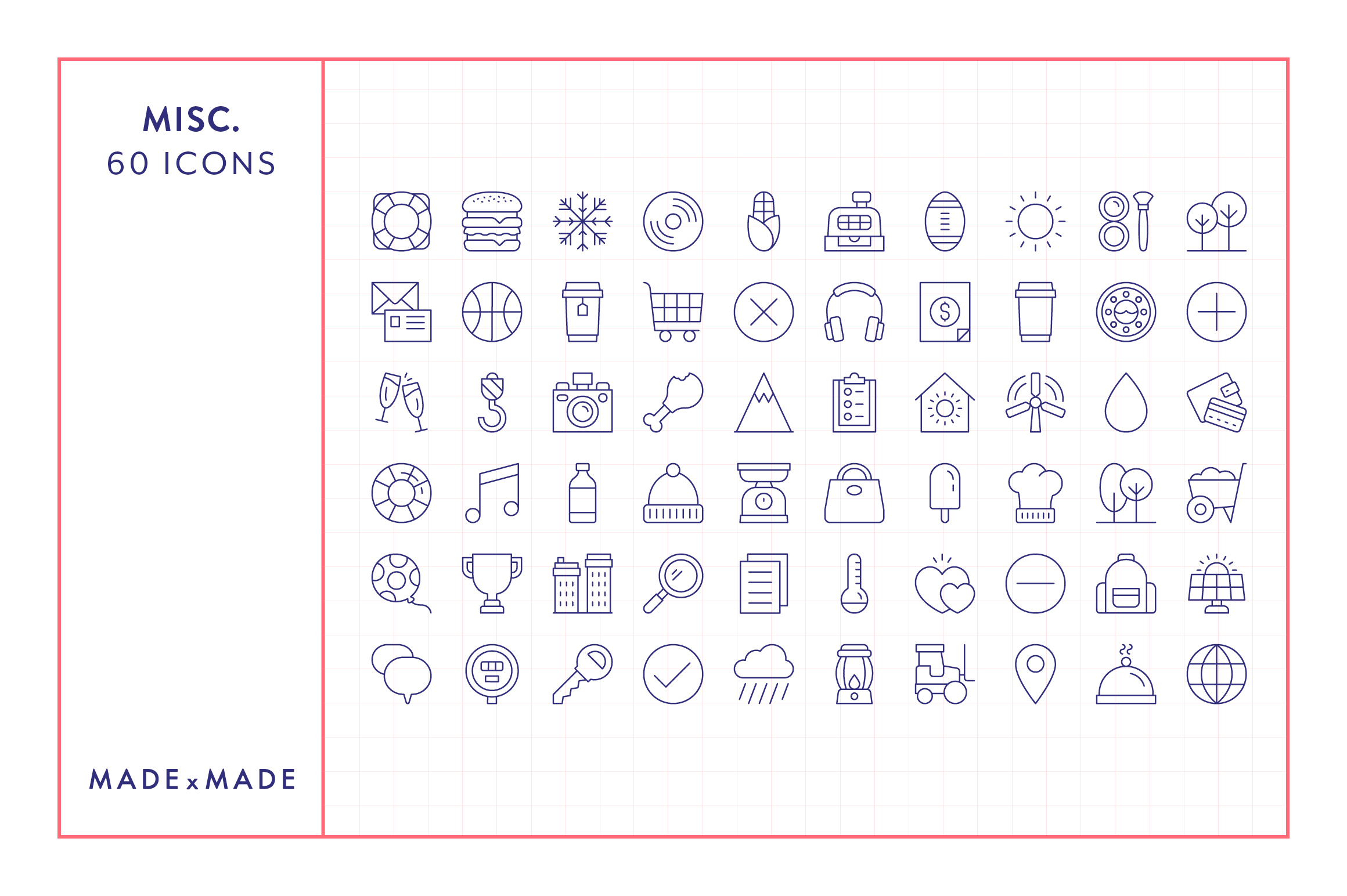 Miscellaneous Icons