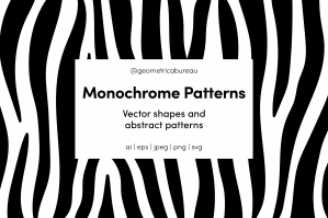 Monochrome Patterns