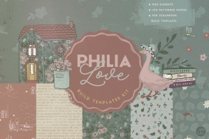 Philia Love - Build Templates Kit