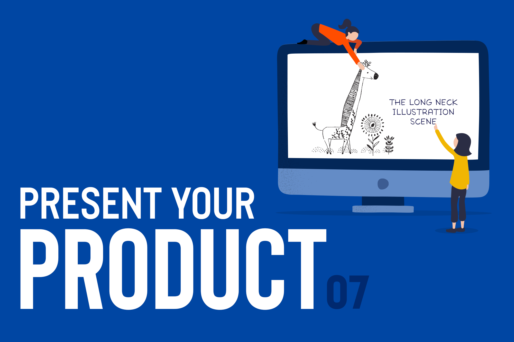 Product Academy Cover - 07 - Present Your Product