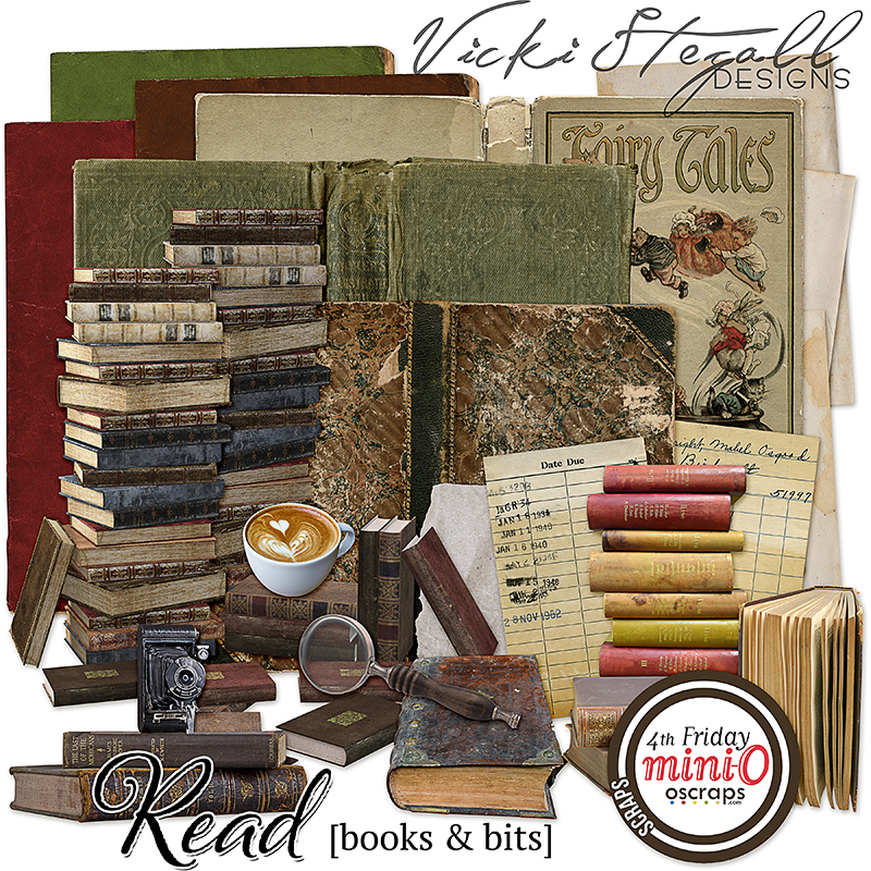 Read - Books and Bits