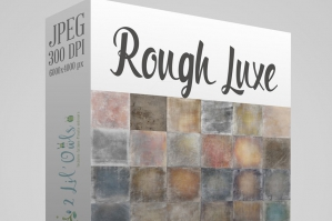 Rough Luxe Fine Art Textures
