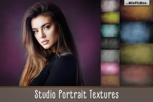 Studio Portrait Photo Textures