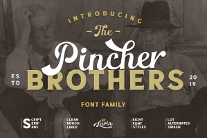 The Pincher Brothers