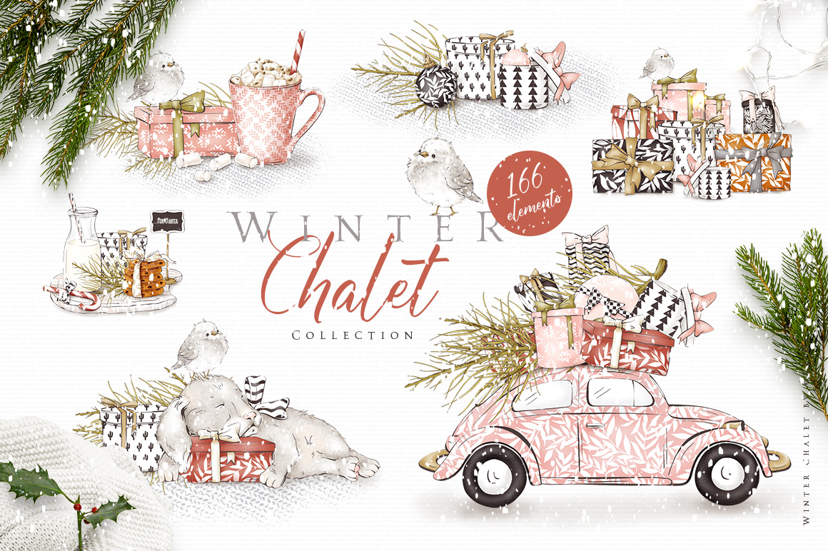 Winter Holiday Collection