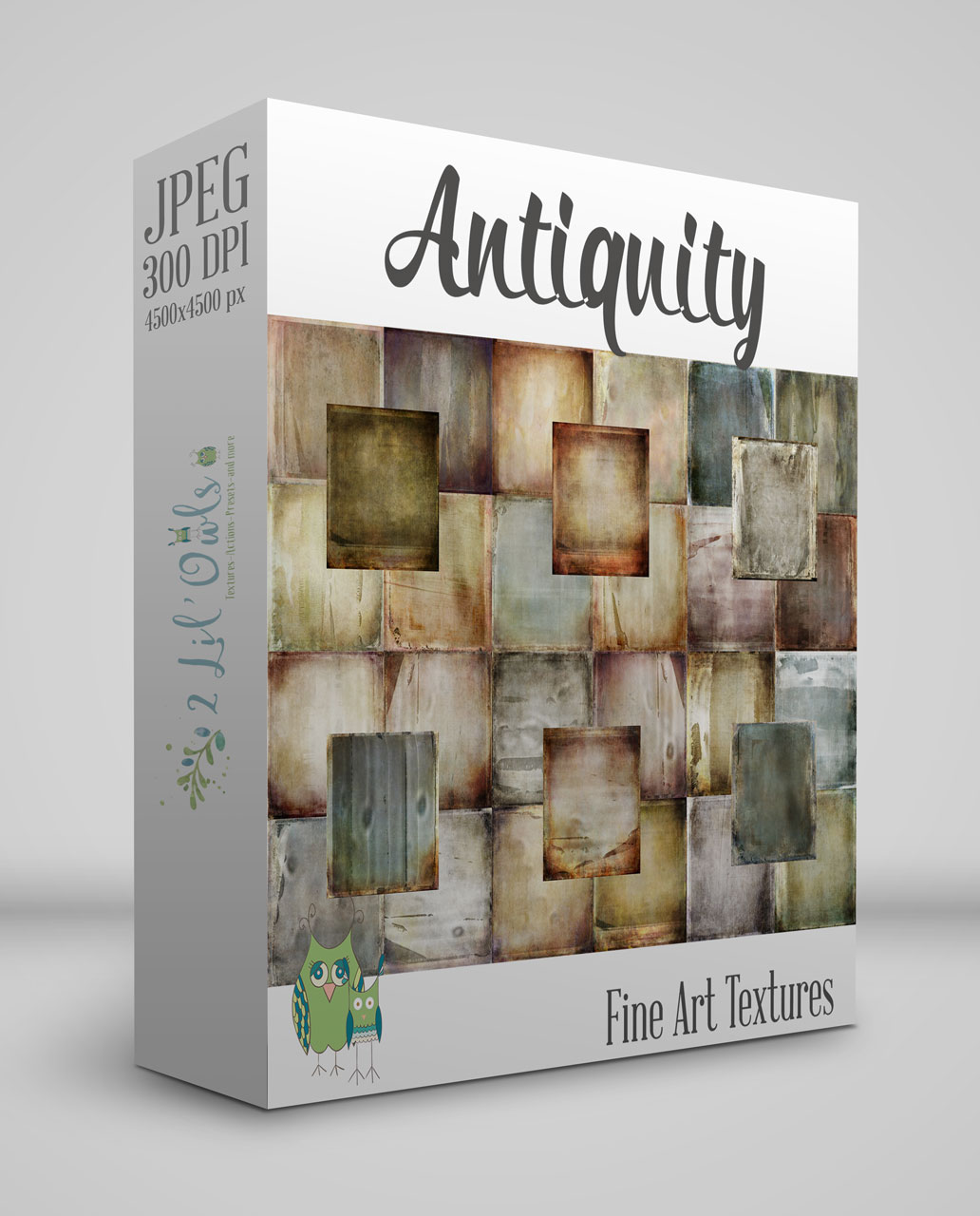 Antiquity Fine Art Textures
