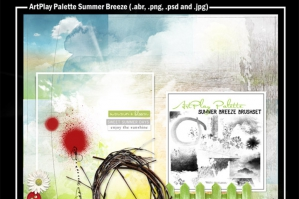 ArtPlay Palette Summer Breeze