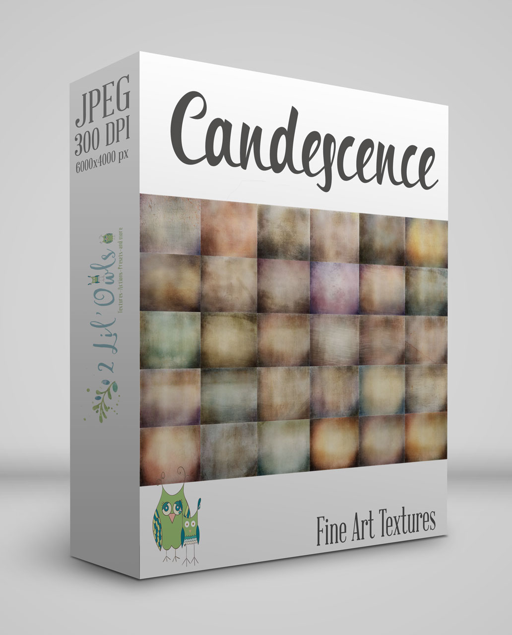 Candescence Fine Art Textures
