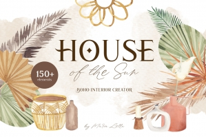 House of the Sun - Boho Creator