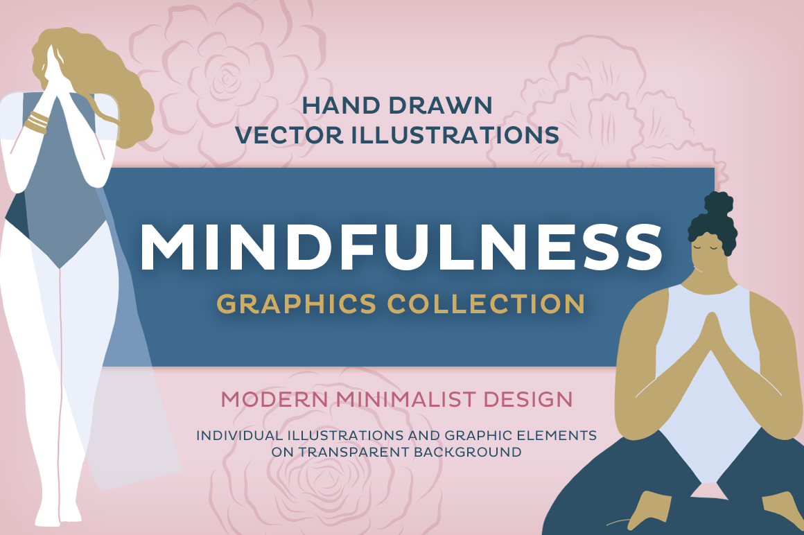 Mindfulness Graphics Collection