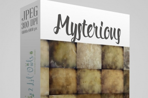Mysterious Fine Art Texture Set